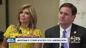Governor Doug Ducey talks border battle, trade with Mexico [Video]