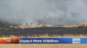 Expect More California Wildfires [Video]