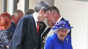 Queen in adoration of Scotland on 20th anniversary [Video]