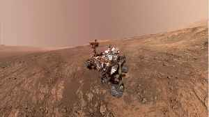 Huge Amount Of Methane Found On Mars [Video]
