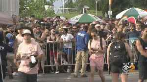 Pride Island Evacuated Due To Severe Weather [Video]