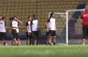 Egypt recall banned Warda after players demand reprieve [Video]