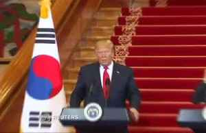 News video: Trump confirms meeting with Kim at DMZ