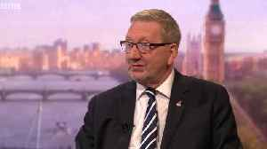 Len McCluskey: Jeremy Corbyn health reports are fake news [Video]