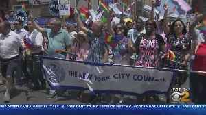 World Pride March To Kick Off In NYC [Video]