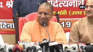 'Sour grapes': UP CM Yogi on Priyanka Gandhi alleging lawlessness in state [Video]