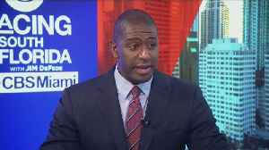 Facing South Florida: One-On-One With Former Gubernatorial Candidate Andrew Gillum [Video]