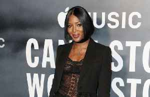 Naomi Campbell: I'm not an icon [Video]