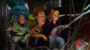 'Toy Story 4' Does Less Than Industry Predicted [Video]