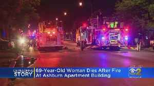 69-Year-Old Woman Dies After Fire At Ashburn Apartment Building [Video]