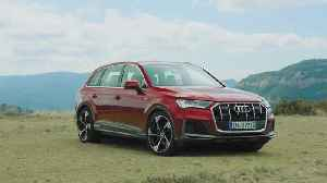 The new Audi Q7 Design Preview [Video]