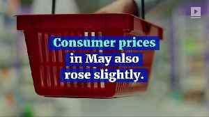 US Consumer Spending Rose Moderately in May [Video]