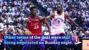 Miami Heat to Acquire Jimmy Butler in Sign-and-Trade [Video]