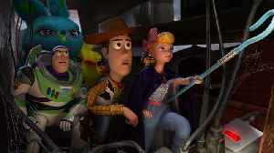 'Toy Story 4' Heads To Half A Billion Box Office Dollars [Video]