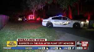 Detectives searching for suspects after 41-year-old man shot and killed in Plant City home [Video]