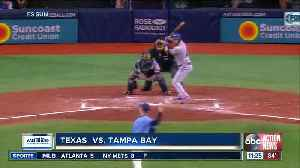 Blake Snell strikes out 12 in 6 innings, Tampa Bay Rays beat Texas Rangers 6-2 [Video]