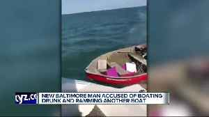 Man accused of ramming boat on Lake St. Clair charged with OWI [Video]