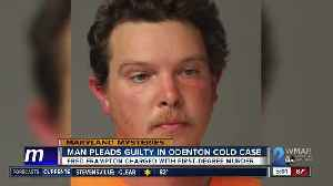 Man pleads guilty in Odenton cold case [Video]