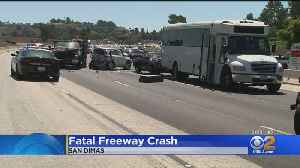 Deadly Accidents Claim At Least 3 Lives In San Dimas, Willowbrook [Video]