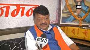 Kailash Vijayvargiya defends son accused of thrashing civic official [Video]