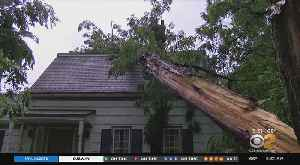 Fast-Moving Storms Leave 2 Dead [Video]