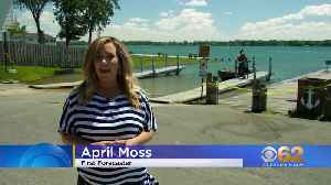 Eye On Detroit - St. Clair County Rising Water Levels [Video]
