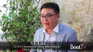 Tencent's Lau Reflects On The CMO Growth Council, Brands And Consumers [Video]