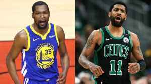 Kevin Durant and Kyrie Irving to Sign With Brooklyn Nets [Video]