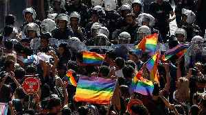 Activists march for Pride in Turkey before being dispersed by police [Video]