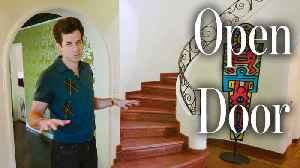 Inside Mark Ronson's Spanish-Style LA House [Video]