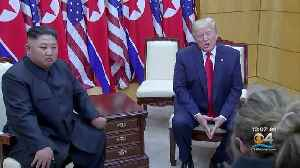 President Trump, Kim Jong Un Agree To Restart Denuclearization Talks [Video]