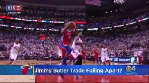 Miami Heat Want To Make A Big Splash With Jimmy Butler [Video]