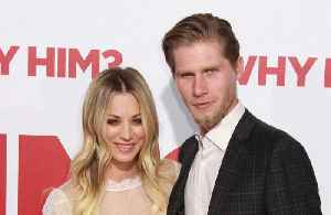 Kaley Cuoco and Karl Cook celebrate first wedding anniversary [Video]