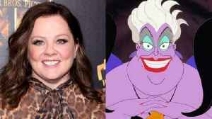 Melissa McCarthy May Play Ursula in 'Little Mermaid' Live-Action Remake [Video]