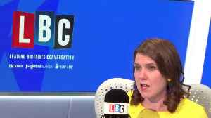 Jo Swinson Wouldn't Go Into Coalition With A 'Corbyn' Labour Party [Video]