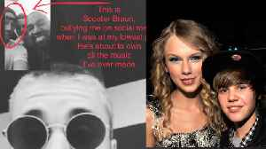 News video: Taylor Swift CONFIRMS Justin Bieber CHEATED On Selena Gomez After EXPOSING Scooter Braun!