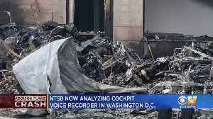 Federal Investigators Recover Voice Recording From Plane That Crashed At Addison Airport [Video]