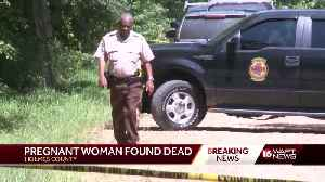 Missing pregnant woman's body found [Video]