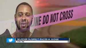 Bond set at $5 million for man accused of killing Racine Police officer [Video]