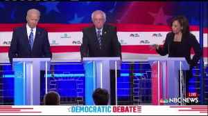 Polling director: Candidates could start gaining momentum after first debate [Video]