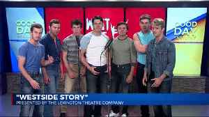 The Lexington Theatre Company presents 'West Side Story' [Video]