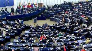 New EU Parliament postpones vote on its presidency [Video]