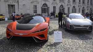 The 5th Edition of Parco Valentino Luxury cars [Video]