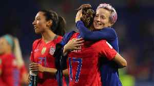 USWNT back in World Cup Final with a 2-1 win over England [Video]