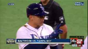 Tampa Bay Rays beat Orioles 6-3; pitcher Brendan McKay goes 0 for 4 in hitting debut [Video]