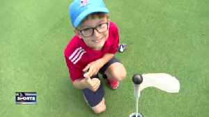 Life lessons being learned on the golf course [Video]