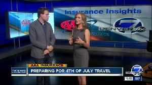 AAA Travel Insurance- 4th of July [Video]