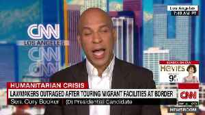 Cory Booker reveals plan to eliminate immigrant detention centers [Video]