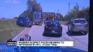 Murder suspect faces hearing to determine if he'll stand trial. [Video]