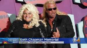 Beth Chapman Memorial Service Scheduled For July 13 In Aurora [Video]